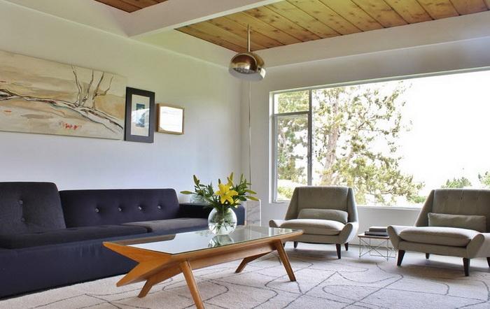 минимализм Как подобрать кресло к дивану?