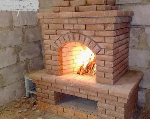 Как построить камин своими руками, общее положение по строительству