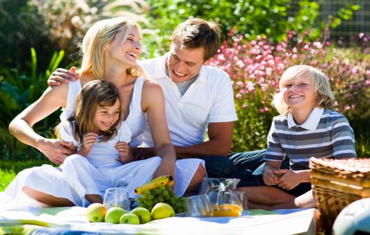 Идеи для отличного отдыха семьей