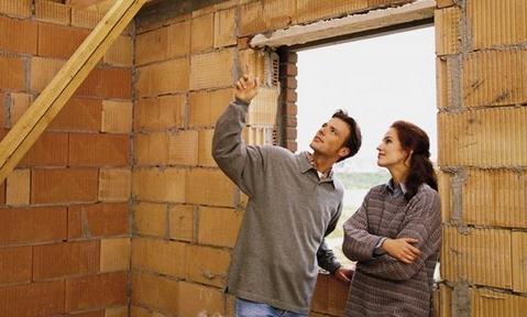 Необходимые этапы строительства жилого дома