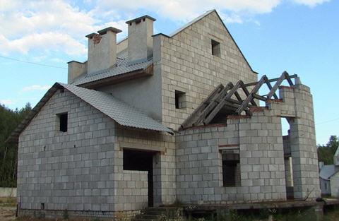 Пеноблоки – строительство типового жилья