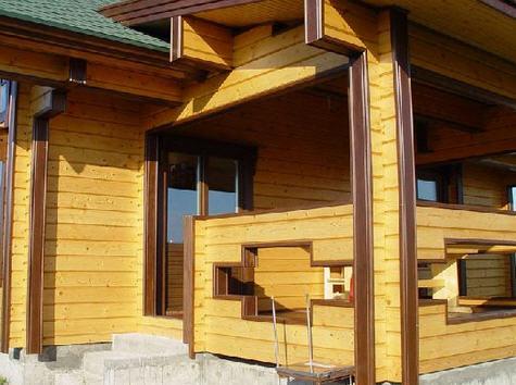 Что выбрать для строительства собственного дома: клееный или натуральный брус?