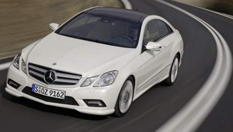 Mercedes-Benz E-Class. Обзор