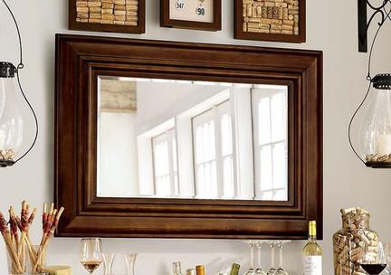Как выбрать большое зеркало в квартиру