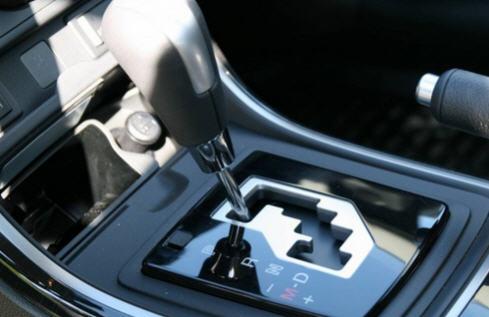Проверяем автоматическую коробку передач