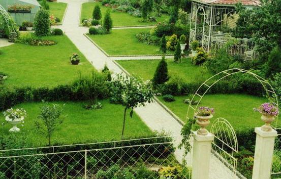Итальянские сады в ландшафтном дизайне: прошлое и настоящее