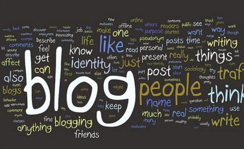 Интернет-блоггинг вид бизнеса