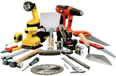 Какие нужны инструменты для строительства