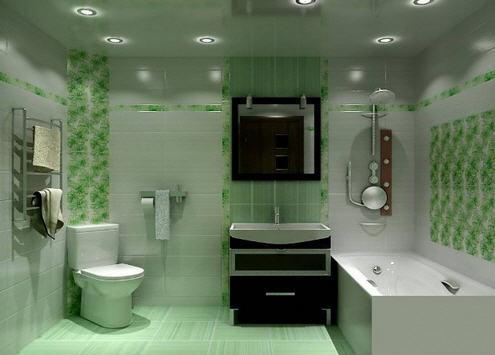 Нюансы оформления ванной комнаты