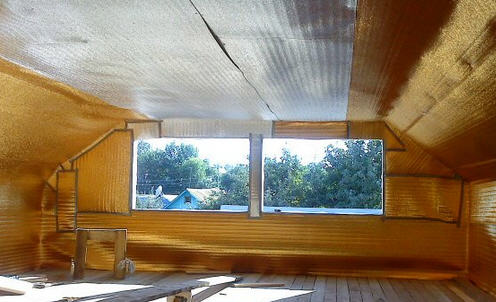 Утепление крыши деревянного дома. Советы профессионалов