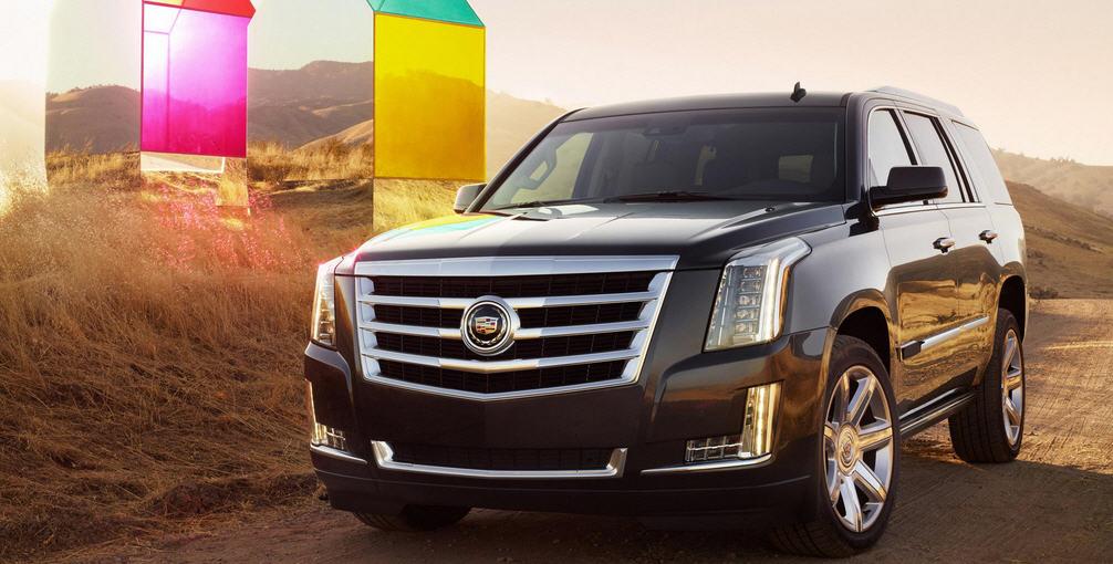 Обзор Cadillac Escalade