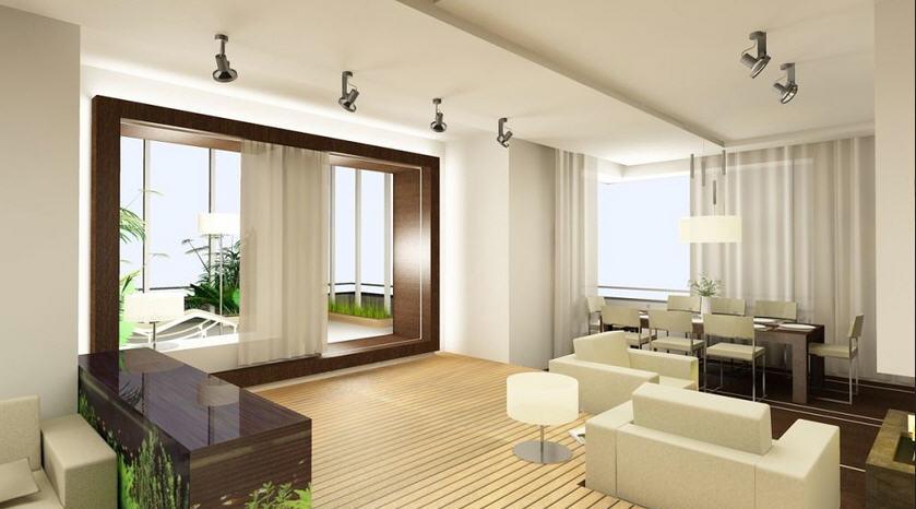 Основы правильного интерьера вашей квартиры, современные стили, варианты интерьера комнат