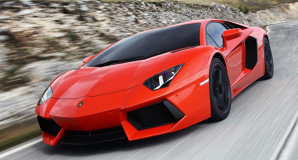 Обзор Lamborghini Aventador — мощь и изысканность