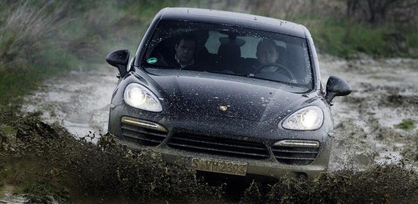 Porsche Cayenne 4x4 обзор