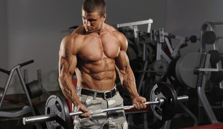Тренировка с малым весом