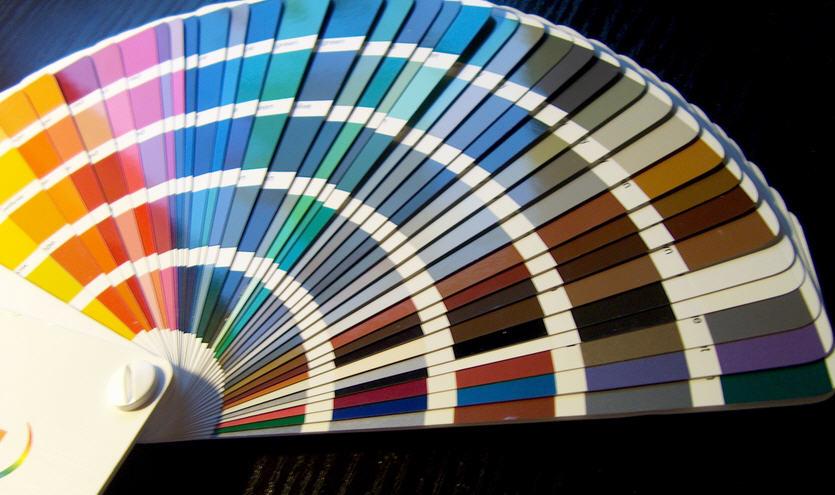 Пять советов по выбору цвета интерьера