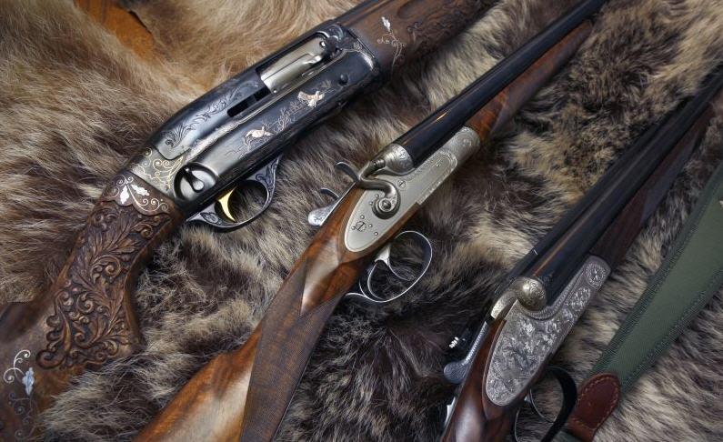 Разрешение (лицензия) на хранение и ношение охотничьего оружия