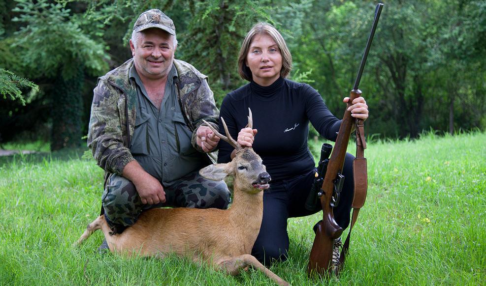 Охота на косулю загоном, советы охотникам