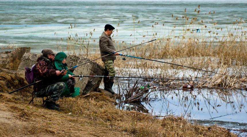 Рыбалка весной – полезные советы опытного рыбака
