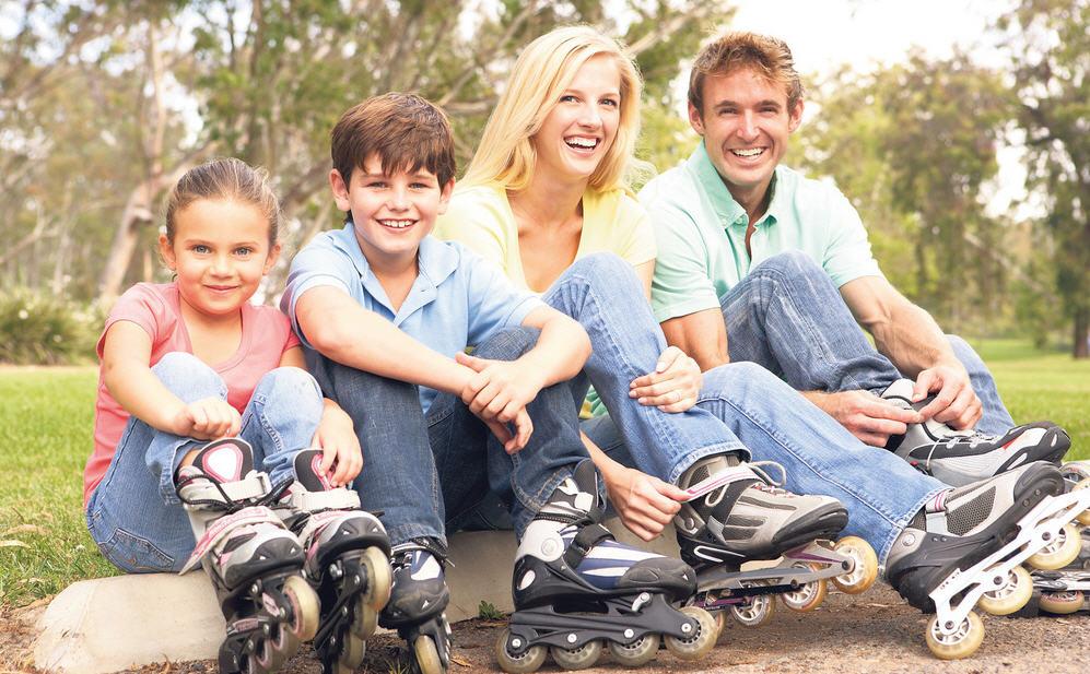 Семейные виды спорта