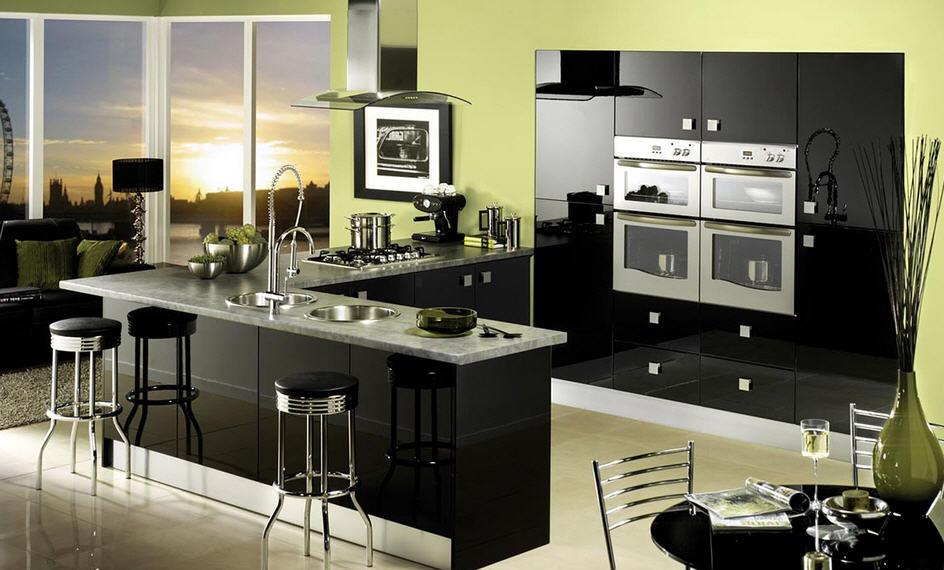 Интерьер вашей кухни: как подобрать удачный цвет?