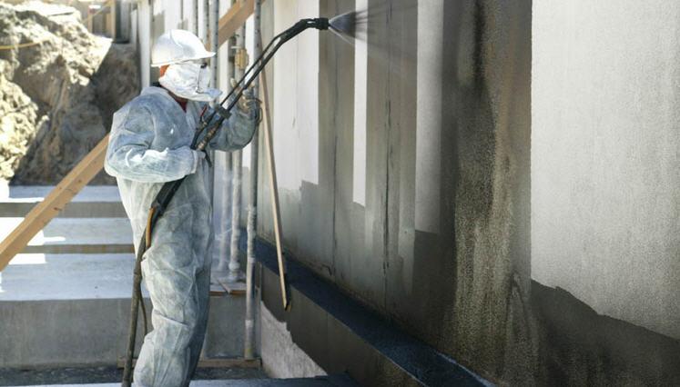 Гидроизоляция бетона - виды и особенности