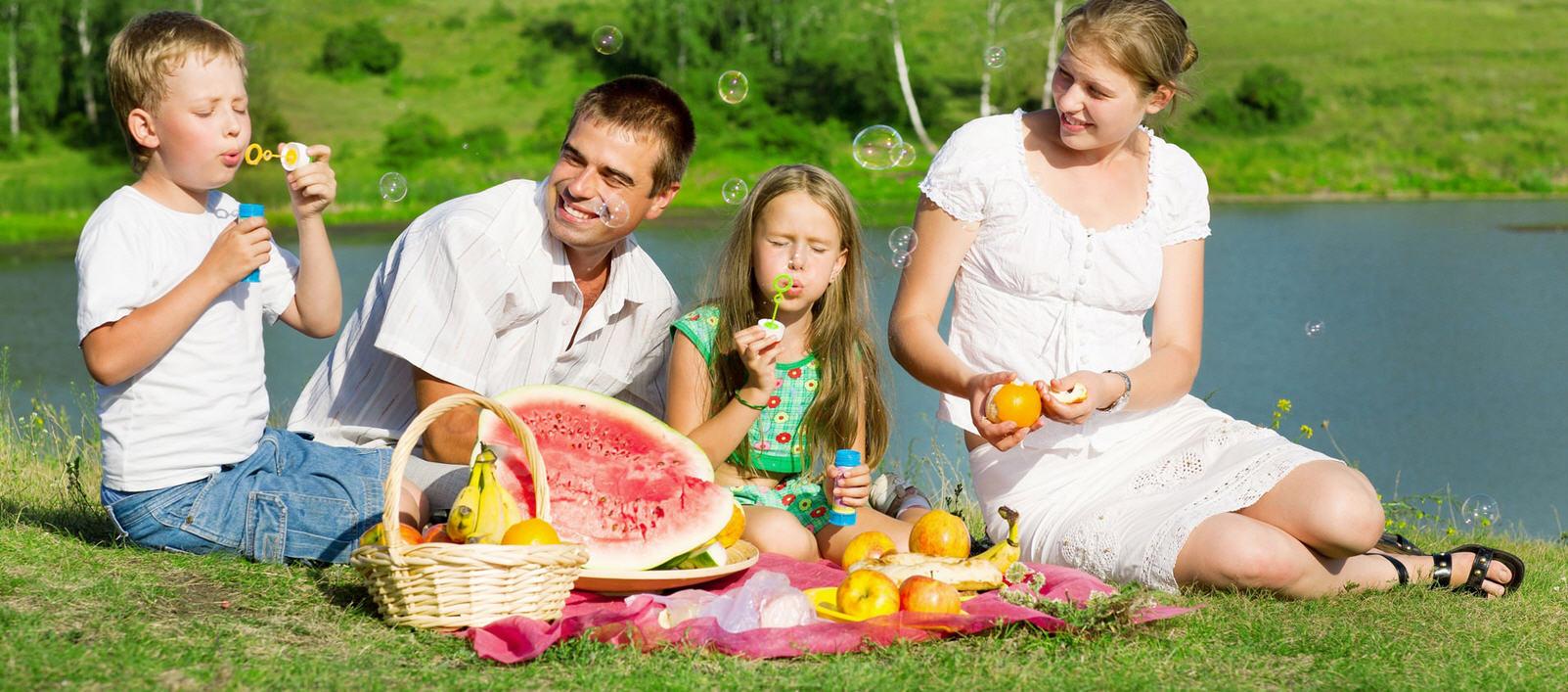 Отдых для всей семьи, как организовать его правильно
