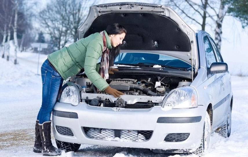 Способы завести автомобиль при разряженном аккумуляторе