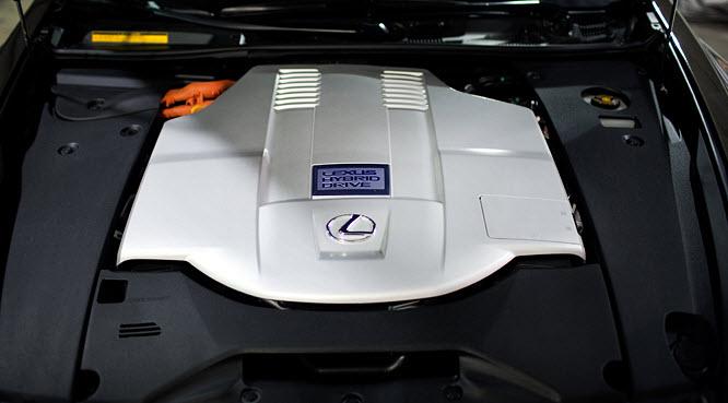 двигатель лексус гибрид