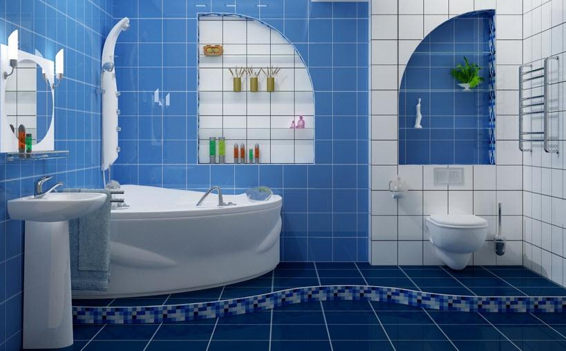 Как правильно совместить и оборудовать ванную комнату и туалет