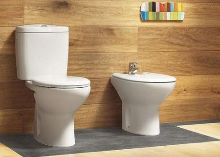 унитазы в ванной