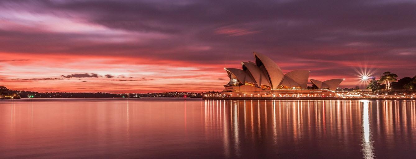 Австралия – рай для туристов
