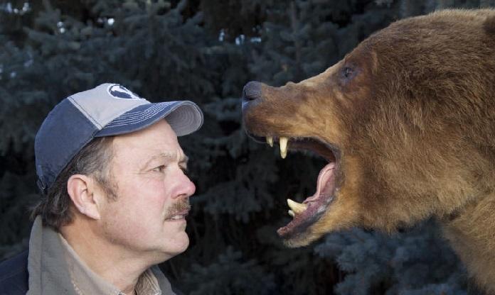 Памятка о поведении человека при встрече с медведем