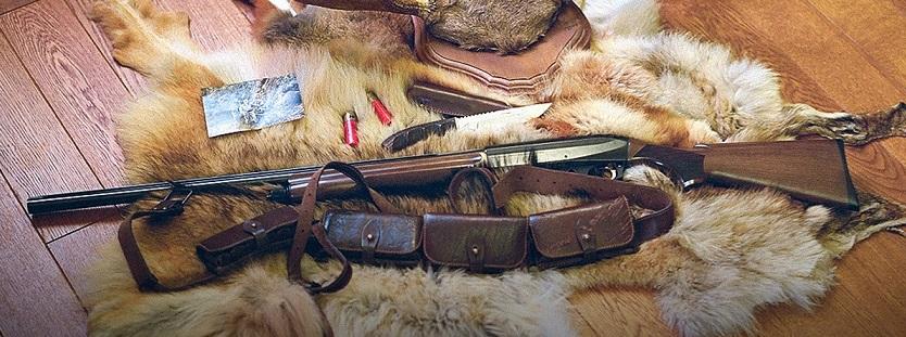 Необходимые вещи для охотника