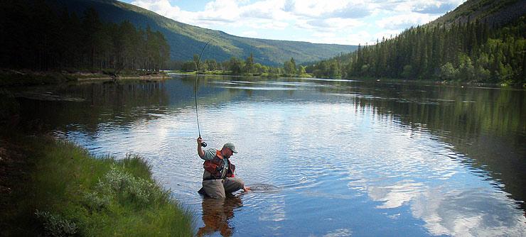 интересные способы рыбалки на реке