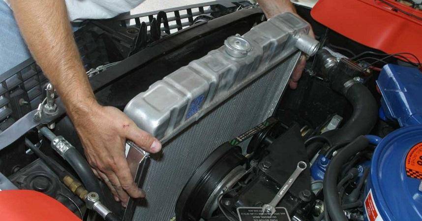 Как самостоятельно прочистить радиатор