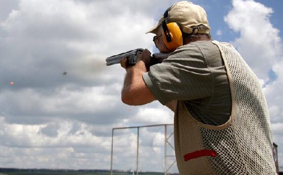 стрельба по тарелкам обучение
