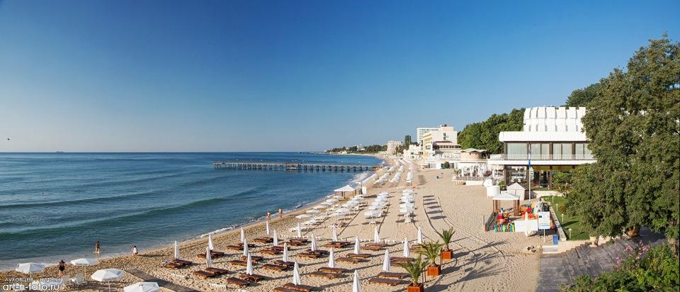 Лучшие курорты Черноморского побережья