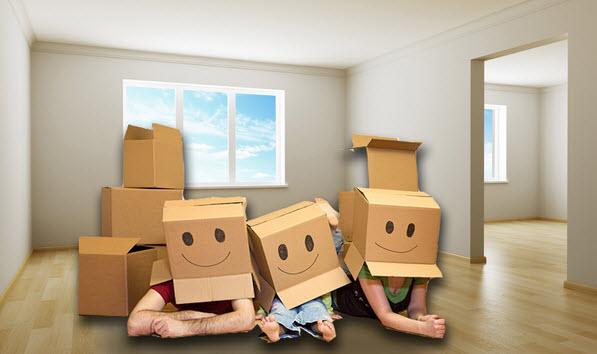 Переезд без проблем. Рекомендации для родителей