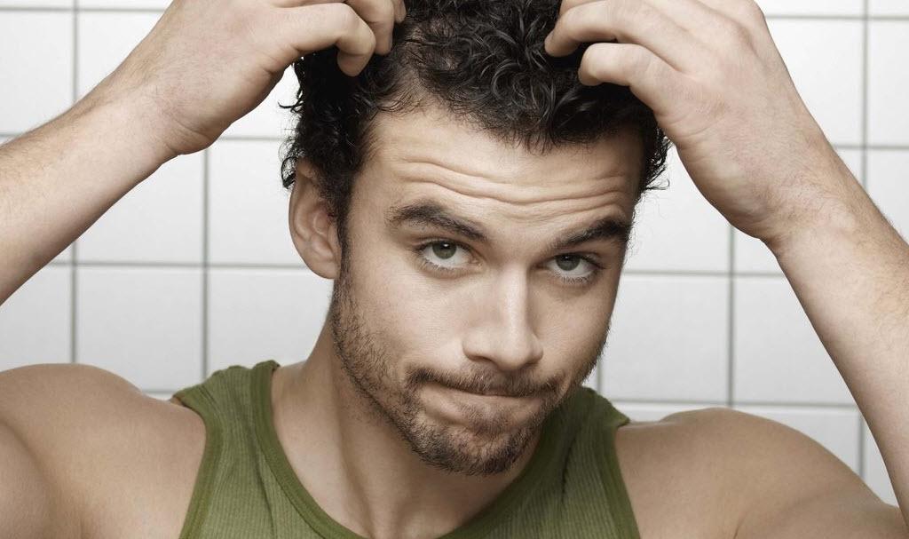 Как сделать послушными волосы у мужчин