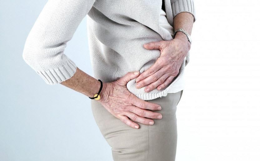 Причины боли в области таза