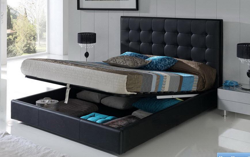 конструкции кроватей
