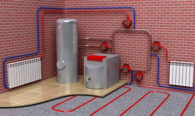 Как выбрать систему отопления для своего дома