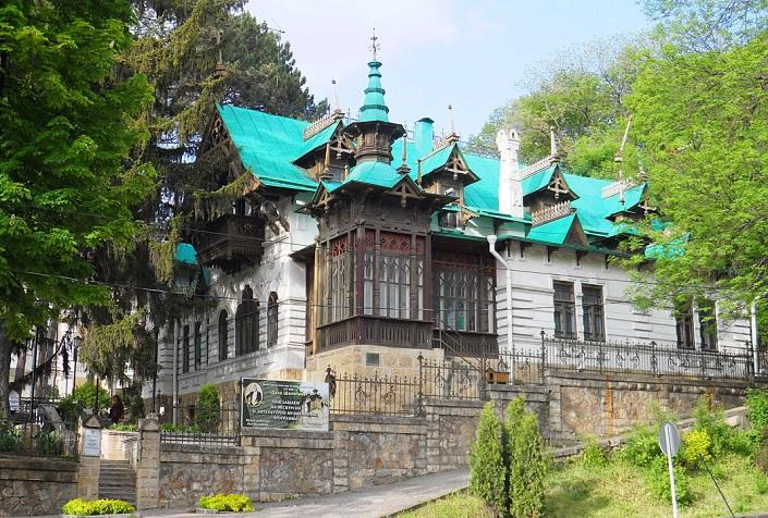 музей 'Дача Шаляпина'