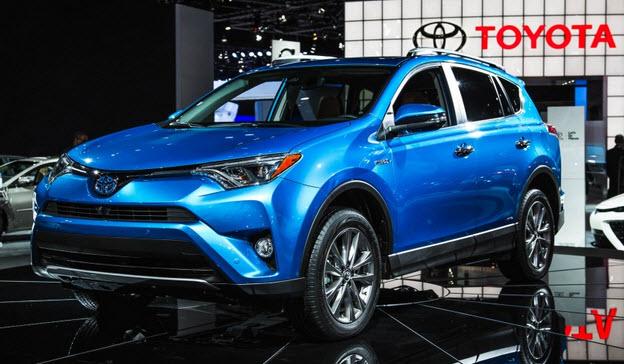 Обзор нового Toyota RAV4 2016года