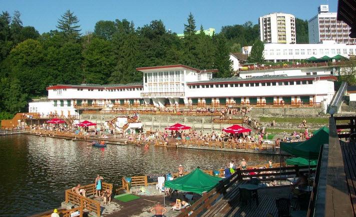 Совата: бальнеологический курорт Румынии.