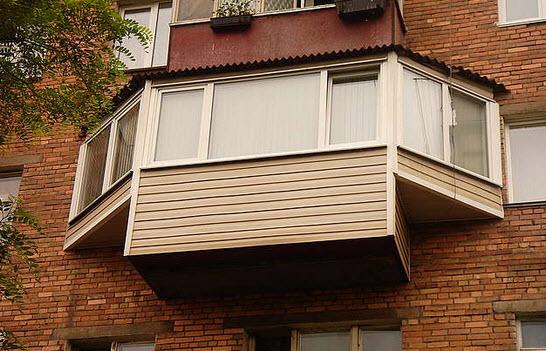 Замена балконного блока и утепление квартиры