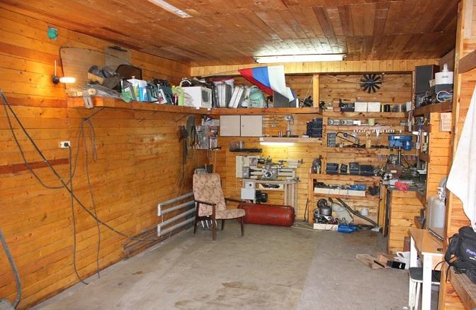 Обустраиваем свой гараж