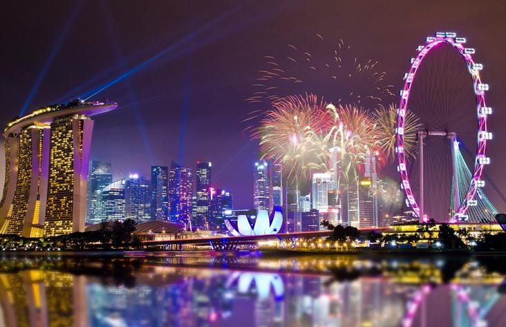 Где за границей встретить Новый 2017 год