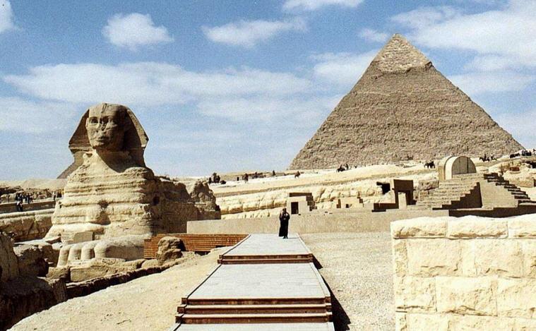 Египетские пирамиды. Тайны Великих пирамид Гизы